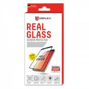 01144_DISPLEX REAL GLASS 3D IPHONE XR / 11 black