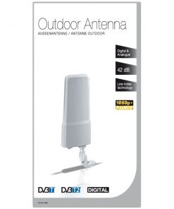 29955_VIVANCO OUTDOOR AERIAL ANTENNA FULL HD 42dB
