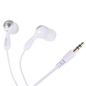 32225_VIVANCO URX210W BUDS STEREO EARPHONES white silver