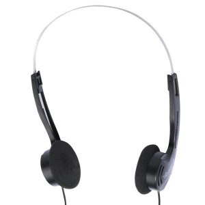 32253_VIVANCO STEREO HEADPHONES 1.1m black