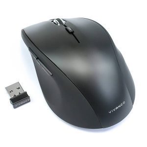 36640_VIVANCO ITMSURF1600 WIRELESS MOUSE OPTICAL 1600dpi black