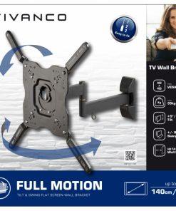 37980_VIVANCO BFMO 6040 TV WALL MOUNT FULL MOTION VESA 400