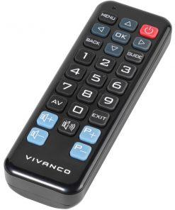 39285_VIVANCO ZAPPER REMOTE CONTROL FOR SAMSUNG TV