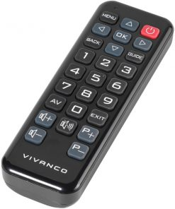39287_VIVANCO ZAPPER REMOTE CONTROL FOR PHILIPS TV