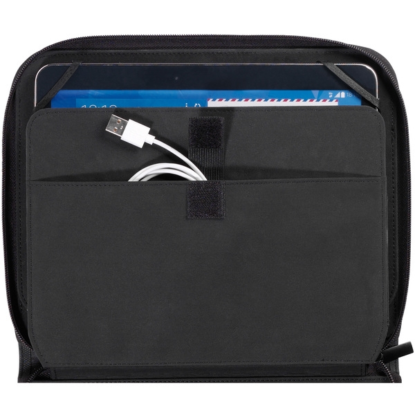 39804_VIVANCO ORGANIZER WALLET CASE FOR TABLETS UP TO 10in