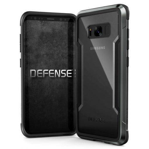3X3R2401A_X-DORIA DEFENCE SHIELD SAMSUNG S8 PLUS black backcover