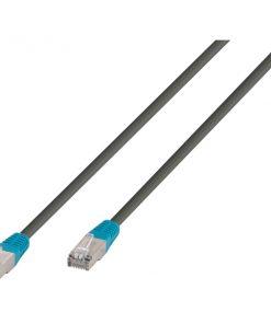45912_VIVANCO NETWORK CABLE CAT6 CABLE 5m grey blue