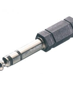 46066_VIVANCO 461203 AUDIO ADAPTER 6.3mm TO 3.5mm COMPACT TYPE