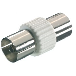 48004_VIVANCO 480005 AERIAL COAX SOCKET ADAPTER