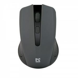 52936_DEFENDER MM-935 ACCURA WIRELESS OPTICAL MOUSE 1600dpi grey black