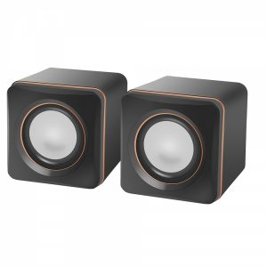 65633_DEFENDER SPK-33 SPEAKERS 2.0 5W black