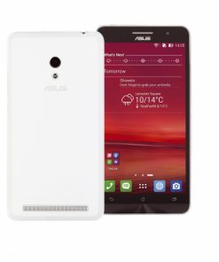 ASZF6GPW_PHONIX TPU + SCREEN PROTECTOR ASUS ZENFONE 6 trans backcover outlet