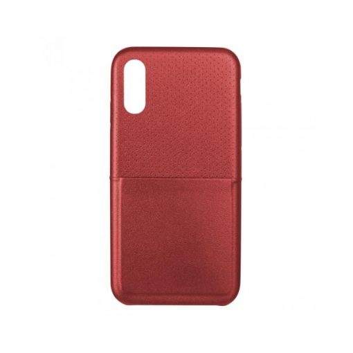 B0938CAD06_Ksix DOTS TPU IPHONE X XS red backcover
