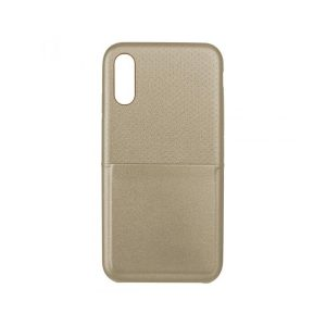 B0938CAD18_Ksix DOTS TPU IPHONE X XS gold backcover