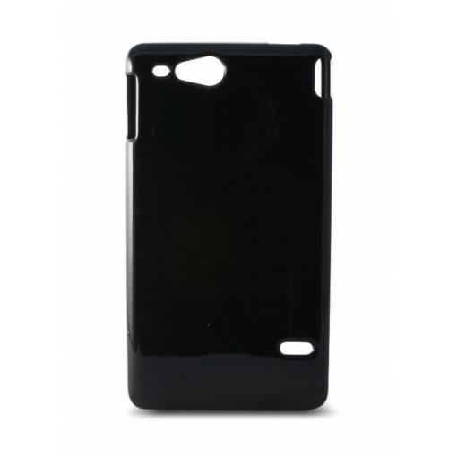 B3434FTP01_Ksix FLEX TPU SONY XPERIA GO black backcover