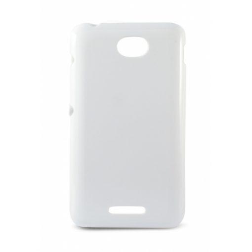 B3455FTP02_Ksix FLEX TPU SONY XPERIA E4 white backcover
