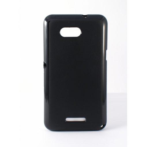 B3463FTP01_Ksix FLEX TPU SONY XPERIA E4g black backcover
