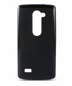 B4561FTP01_Ksix FLEX TPU LG LEON black backcover