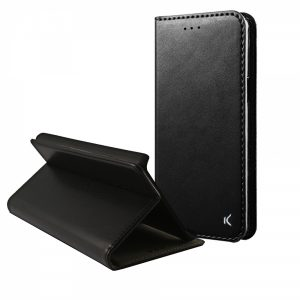 B8977FU20_Ksix STAND BOOK ALCATEL C3 black outlet