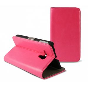 B8979FU20R_Ksix STAND BOOK ALCATEL D5 pink outlet