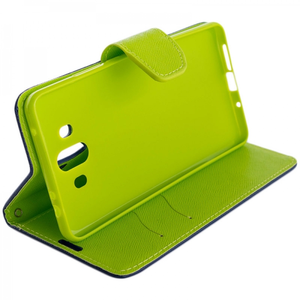 BFHUAMATE10BLL_iS BOOK FANCY HUAWEI MATE 10 blue lime