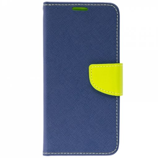 BFHUAMATE10PBL_iS BOOK FANCY HUAWEI MATE 10 PRO blue lime