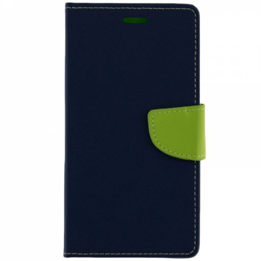 BFHUAY918LB_iS BOOK FANCY HUAWEI Y9 2018 blue lime