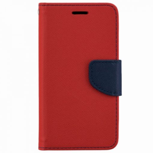 BFHUAY918R_iS BOOK FANCY HUAWEI Y9 2018 red