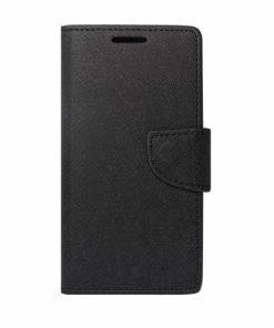 BFIP5B_iS BOOK FANCY IPHONE 5 5S 5SE black