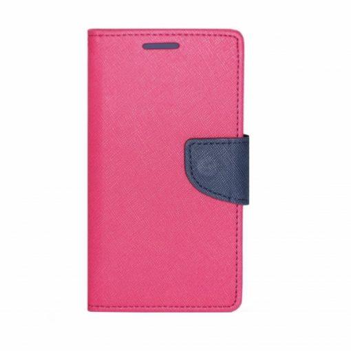BFSAMS6ED+P_iS BOOK FANCY SAMSUNG S6 EDGE+ PLUS pink
