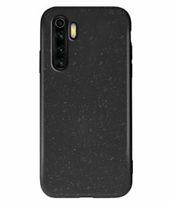 BIOCXIARN8PB_BIO CASE XIAOMI REDMI NOTE 8 PRO black backcover