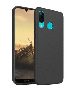 BIOHUAH8AB_FOREVER BIOIO CASE HUAWEI Y6 PRO 2019 / Y6s / HONOR 8A black backcover