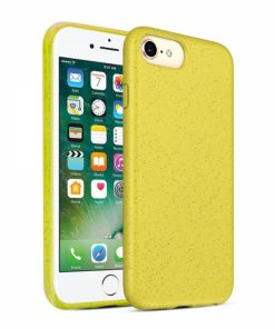 BIOIPHONE6PY_FOREVER BIOIO CASE IPHONE 6 PLUS yellow backcover
