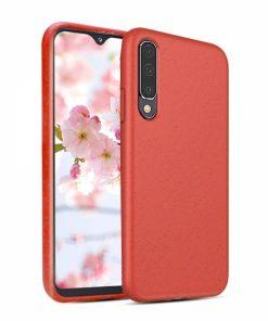 BIOSAMA70R_FOREVER BIOIO CASE SAMSUNG A70 red backcover