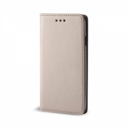 BMHUAY619G_SENSO BOOK MAGNET HUAWEI Y6 2019 / HONOR PLAY 8A gold