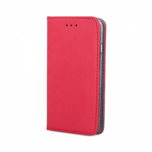 BMHUAY918R_SENSO BOOK MAGNET HUAWEI Y9 2018 red