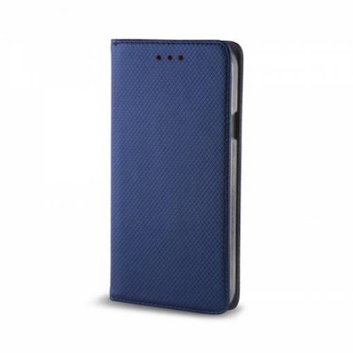 BMSAMA518PBL_SENSO BOOK MAGNET SAMSUNG A8 PLUS 2018 blue