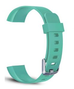 BRFB7LR_REPLACEMENT BRACELET FOR SENSO FB7 green