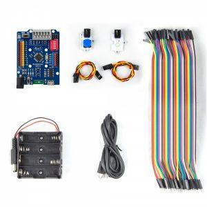 BXMPJ01_KSIX EBOTICS MAKER CONTROL KIT ROBOTICS AND PROGRAMMING
