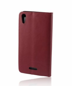 CBWNOK640BR_SPD iS BOOK WALLET NOKIA LUMIA 640 brown