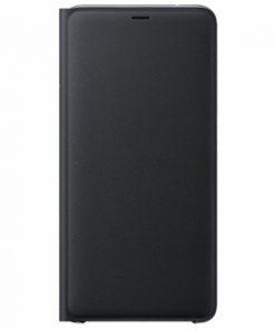 EF-WA920CB_ORIGINAL SAMSUNG WALLET COVER A9 2018 black