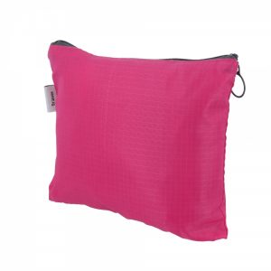FTRABAGP_FOLDABLE TRAVEL BAG pink