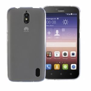 HU625GPW_PHONIX TPU + SCREEN PROTECTOR HUAWEI ASCEND Y625 trans backcover outlet