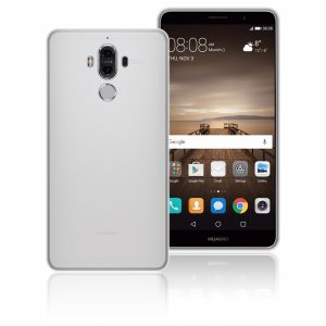 HUMA9GPW_PHONIX TPU + SCREEN PROTECTOR HUAWEI MATE 9 (6') trans backcover outlet