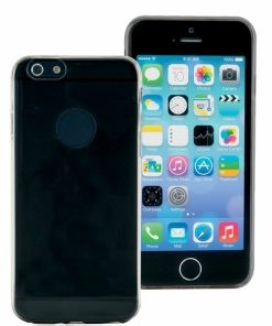 IP6SGT_PHONIX THIN TPU + SCREEN PROTECTOR IPHONE 6 trans backcover outlet