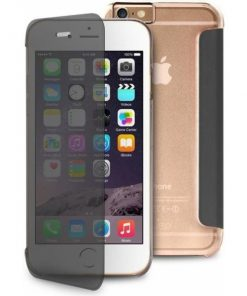 IPC655SENSETR_PURO BOOK CASE SENSE IPHONE 6 PLUS transparent