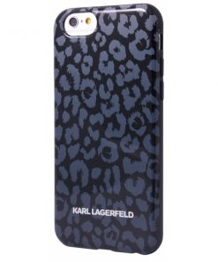 KARL0020_KARL LAGERFELD IPHONE 6 PLUS KAMOUFLAGE grey backcover