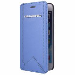 KARL0033_KARL LAGERFELD BOOK IPHONE 6 PLUS CLASSIC blue