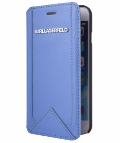 KARL0033_KARL LAGERFELD BOOK IPHONE 6 PLUS CLASSIC blue