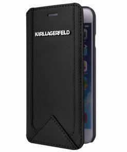 KARL0045_KARL LAGERFELD BOOK IPHONE 6 PLUS CLASSIC black